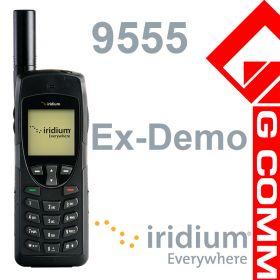 Iridium 9555 satellite phone ex-demo