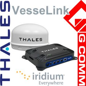 VesseLINK from Thales for the Iridium Satellite system