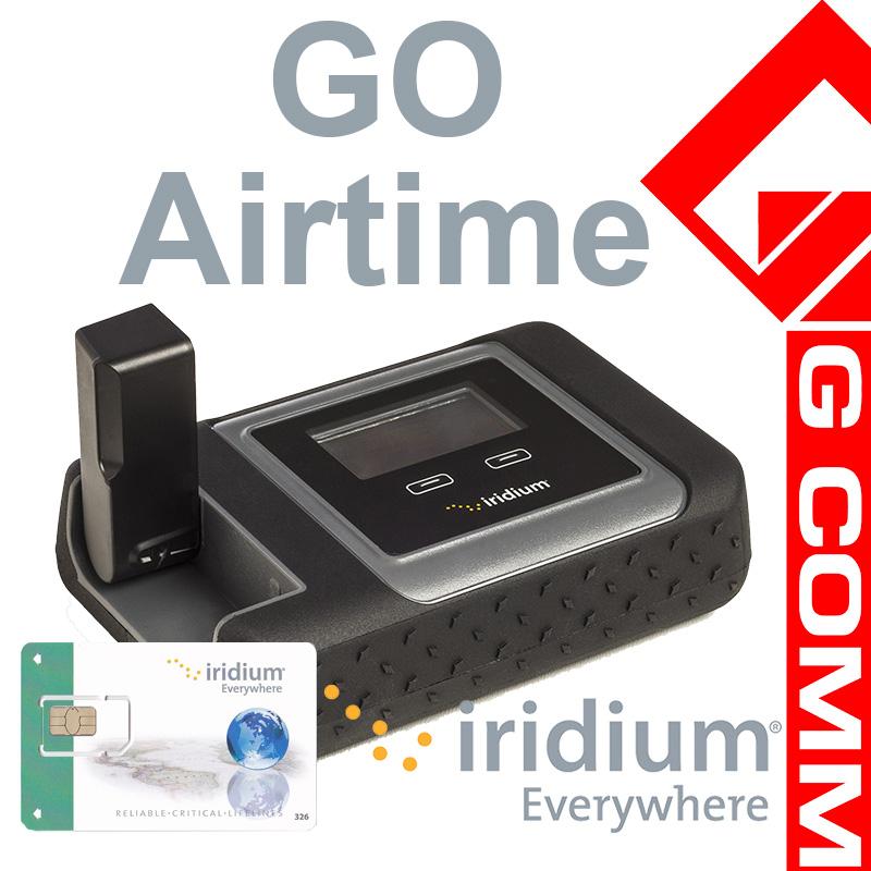 Iridium Go Airtime