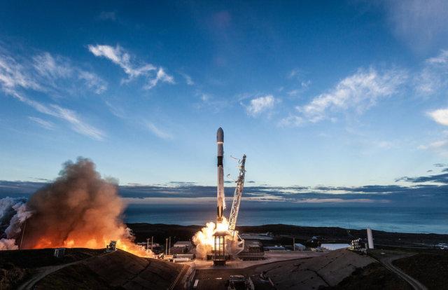 Iridium Next Constellation - Final Launch