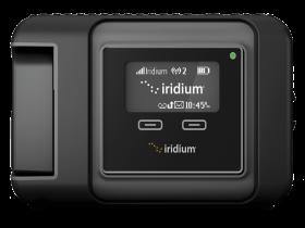 Iridium Go wifi generator satellite phone