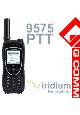 Iridium 9575 PTT (Push to talk) Satellite Phone