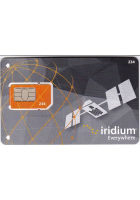 Iridium Post-paid airtime