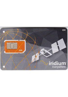 Iridium Post-paid airtime