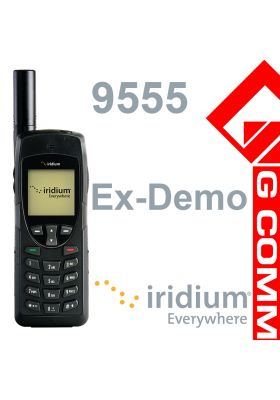 Iridium 9555 satellite phone ex-demo